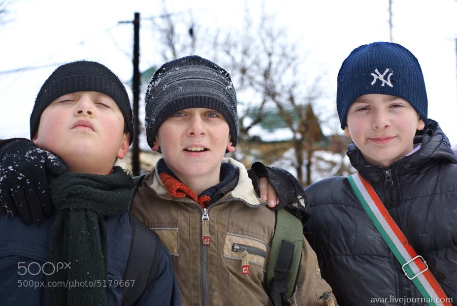 Прогульщики by Хайбула Ибрагимов (avar)) on 500px.com