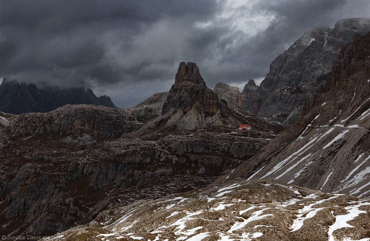 Photograph overcast in the Lavaredo by Denis Sorokin on 500px