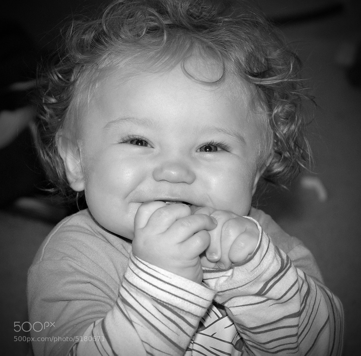 Photograph Giggle by Wil Trickey on 500px