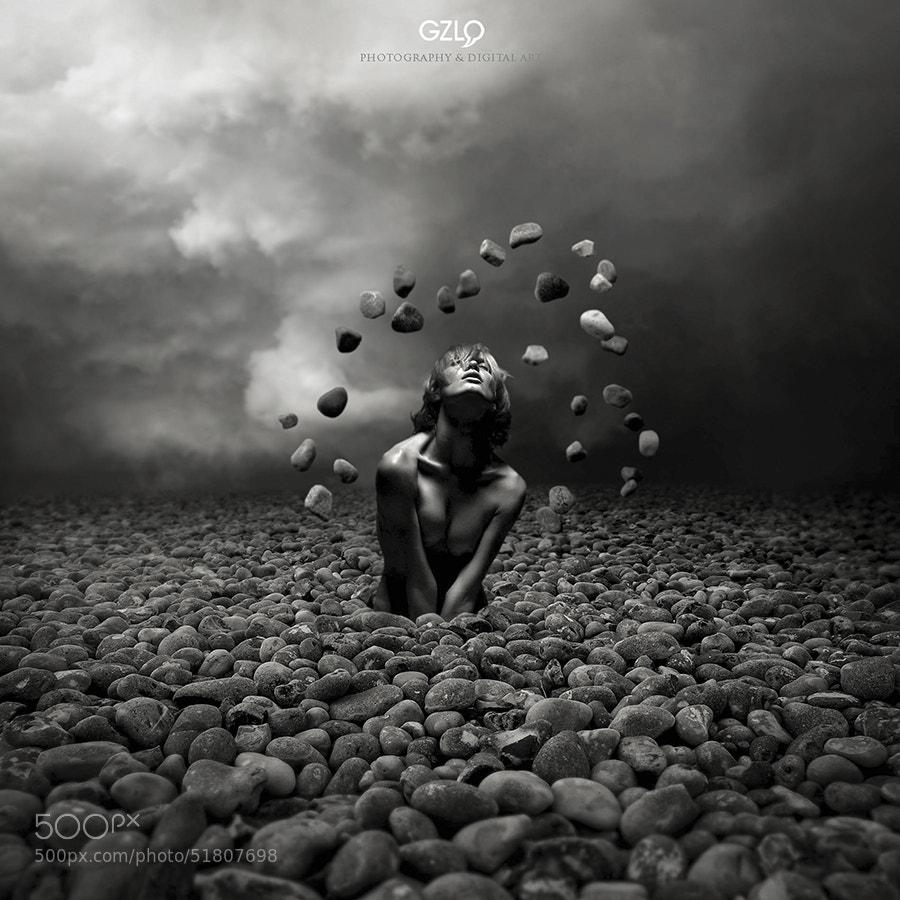 Photograph Pebbles by Gonzalo Villar on 500px