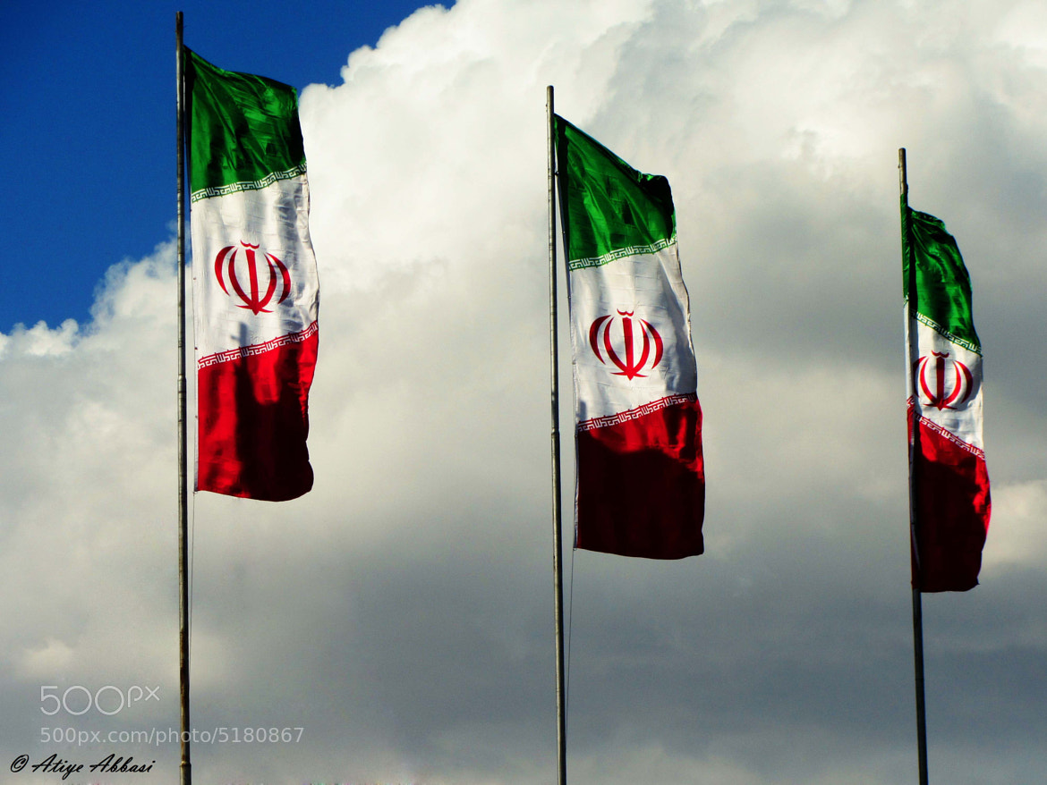 Photograph The Flags  by Atiye Abbasi on 500px