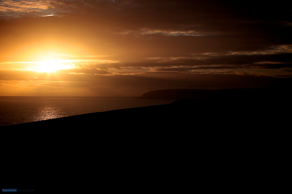 Photograph Jurassic Coast Sunset by Rob Collins on 500px