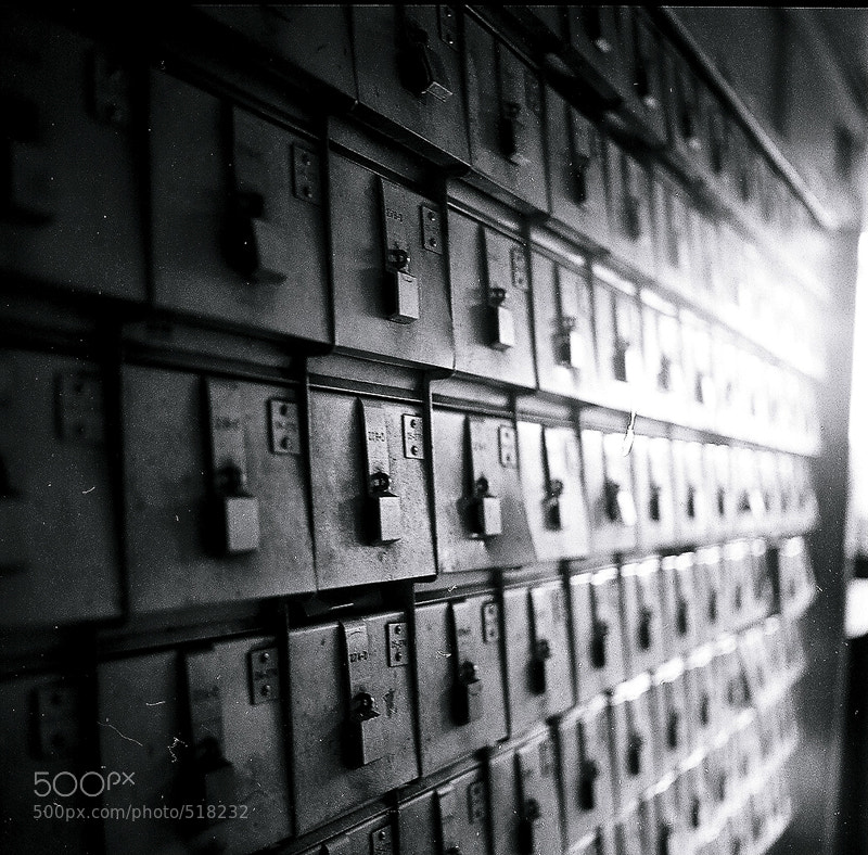 Photograph Letterbox by James Koh on 500px
