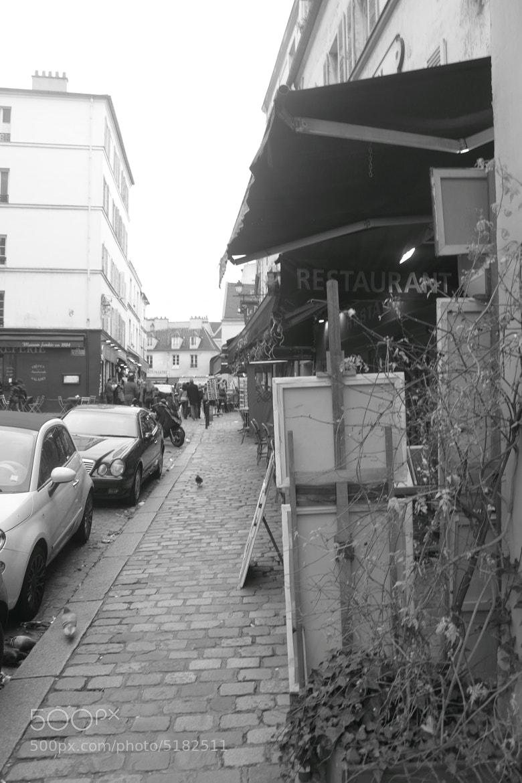 Photograph Montmartre et l'art...  by Maria Thunholm on 500px