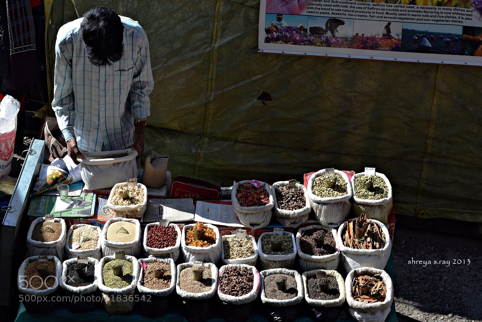 Photograph MASTER OF SPICES by Shreya Singha Ray on 500px