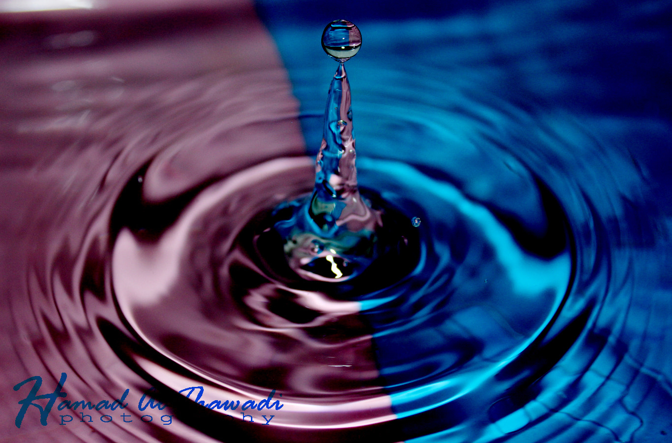 Photograph Drop by Hamad  althawadi on 500px