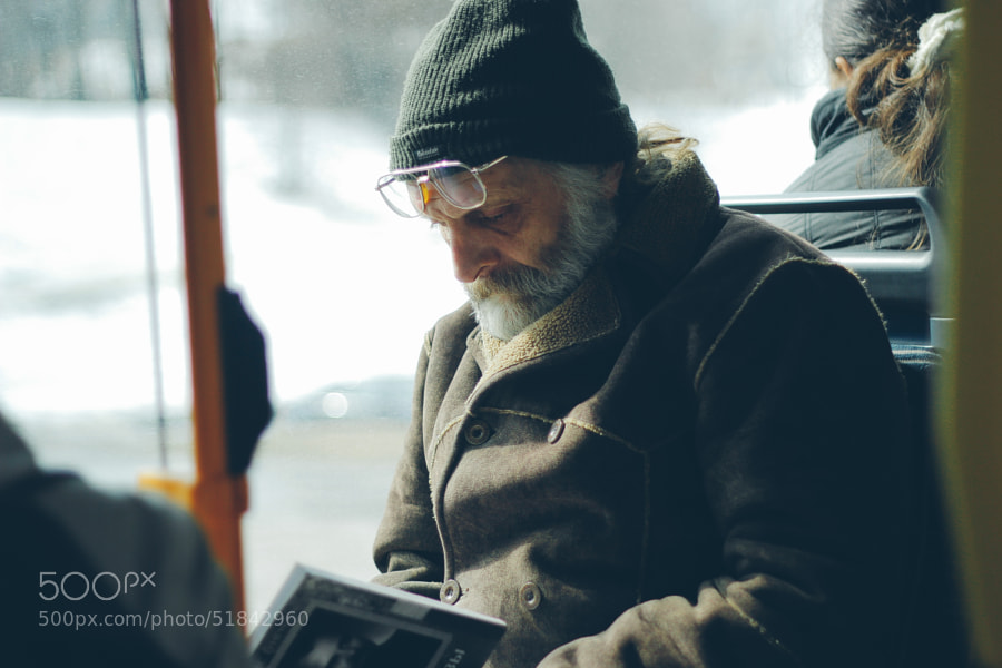 Photograph The Reader by Arnas Aukstikalnis on 500px