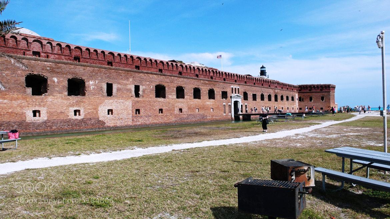 Photograph Fort Jefferson by Thad Zajdowicz on 500px