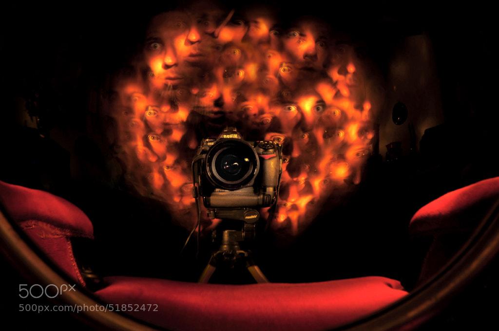 Photograph * Self portrait * by clement jousse on 500px