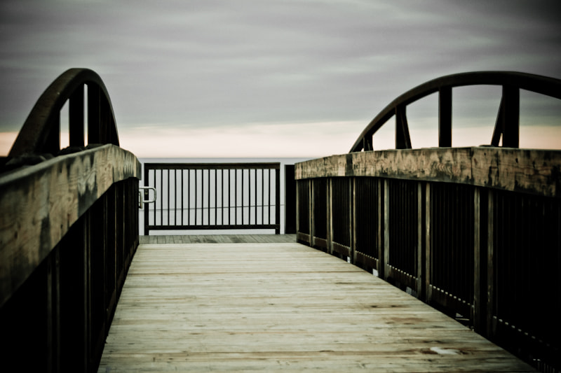 Photograph Bridge To Nowhere by Amy Nicklas on 500px