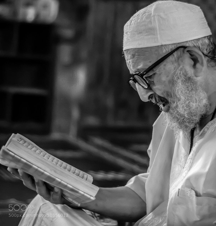 Photograph El imane by Kamel Laribi on 500px