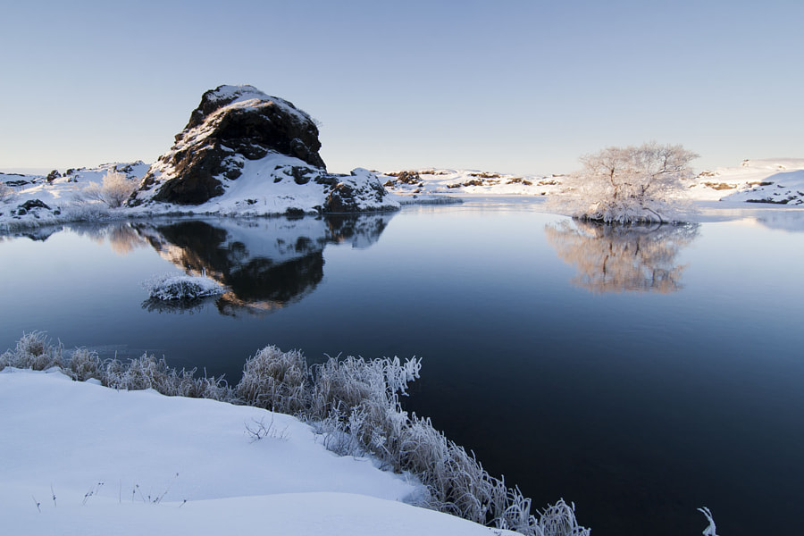Mývatn by Leo on 500px.com