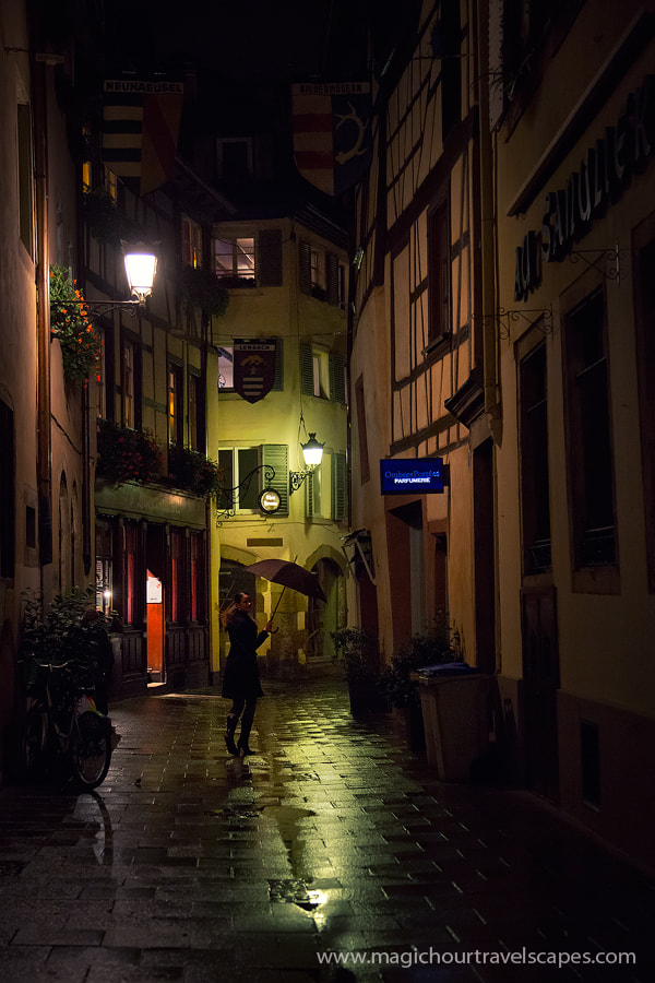 Photograph The Rain in Strasbourg by Kah Kit Yoong on 500px