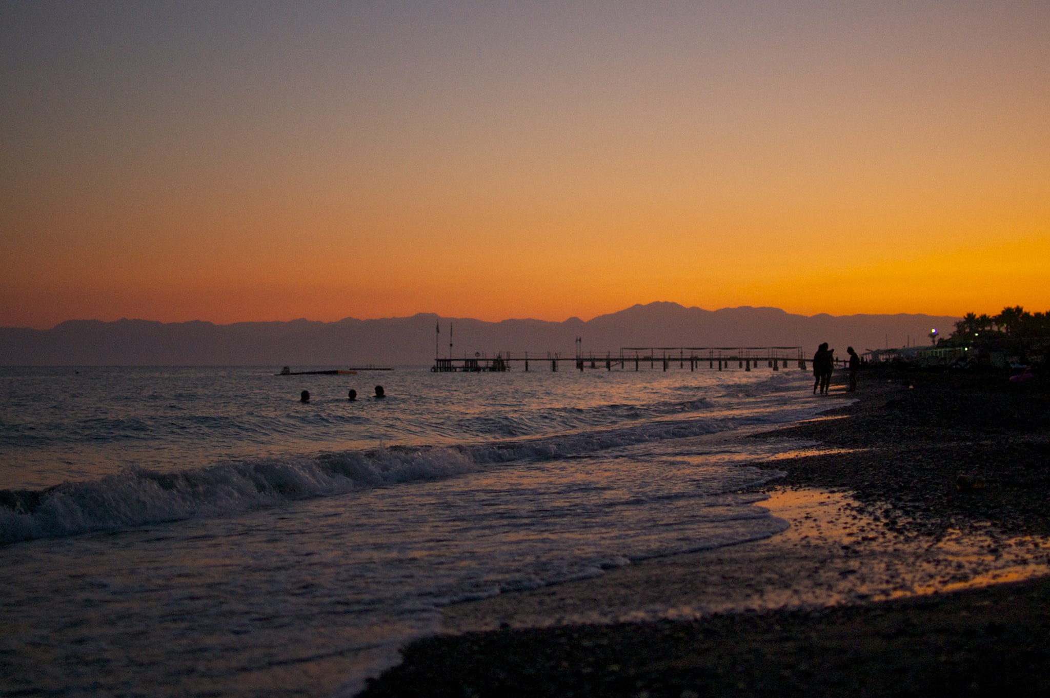 Photograph Sunset In Turkey by Niall Lea on 500px