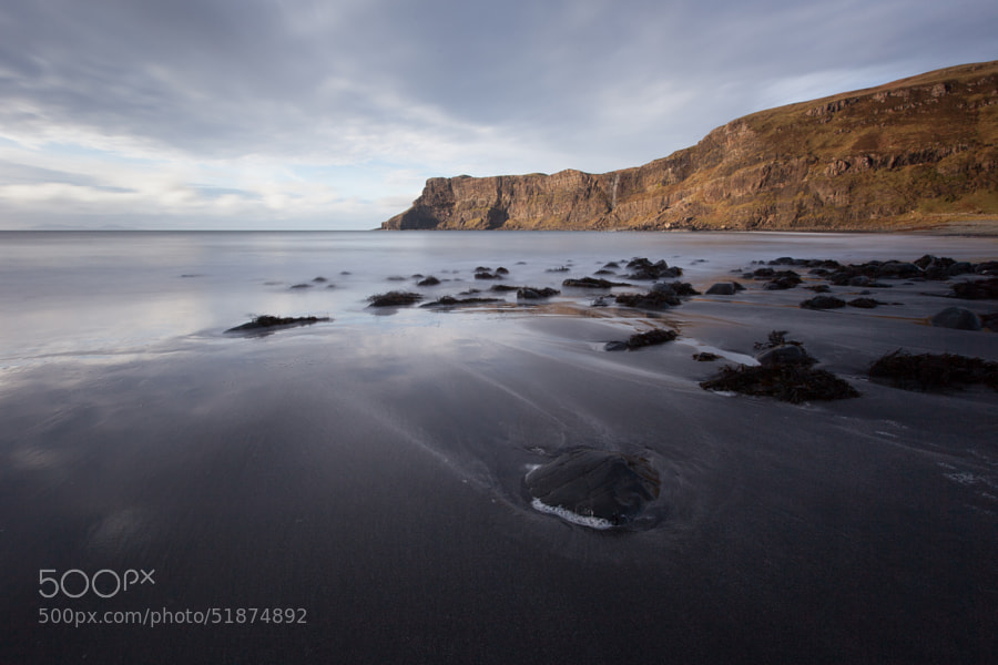 Talisker Bay, Island of Skye, Scotland.