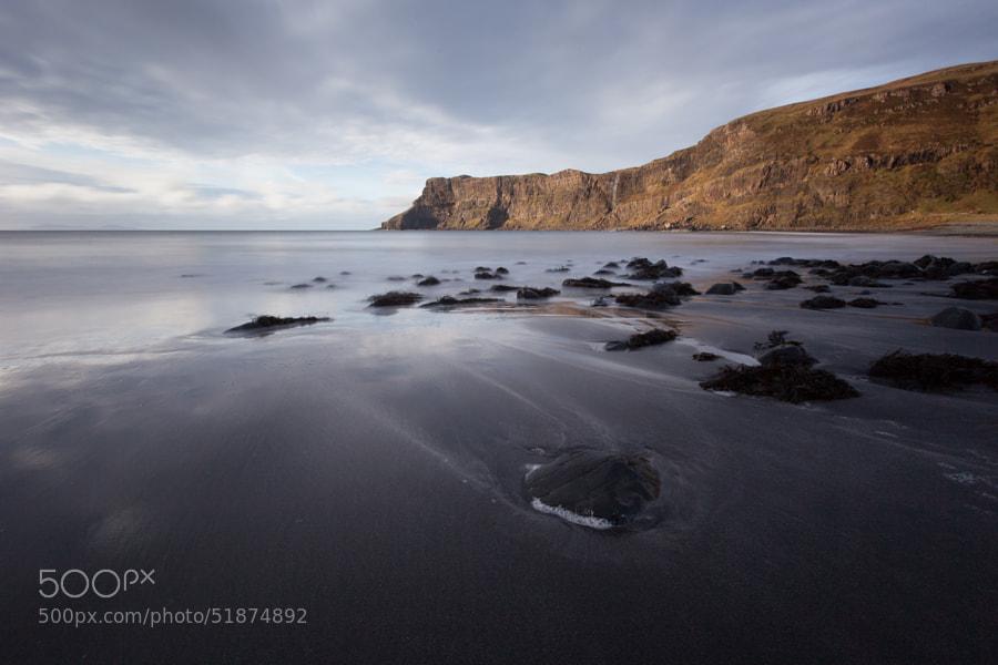 Talisker Bay, Island of Skye, Scotland.
