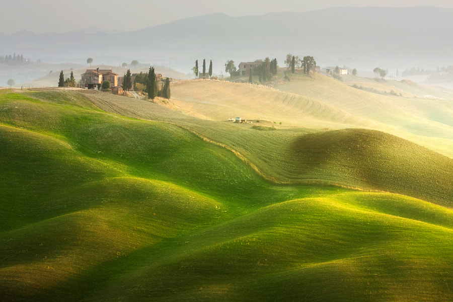 Photograph The farm by Marcin Sobas on 500px
