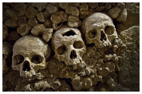 Photograph Catacombs / Paris by Logan Hicks on 500px