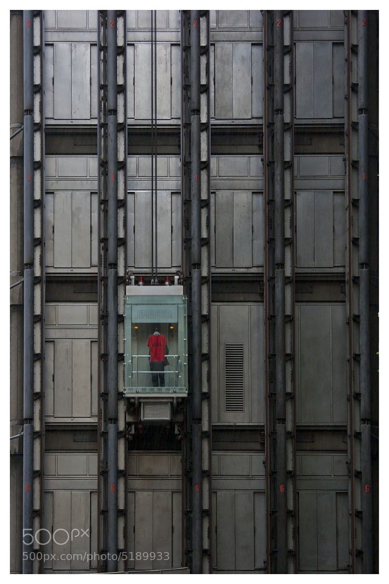 Photograph London Elevator by Logan Hicks on 500px