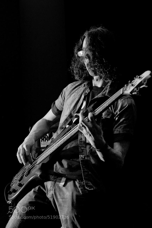 Photograph Baltimore Gun Club - Guitarist by Joel Harratt on 500px