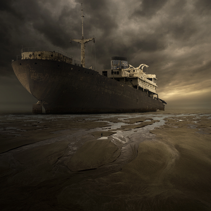 Photograph Abandoned by Tomasz  on 500px