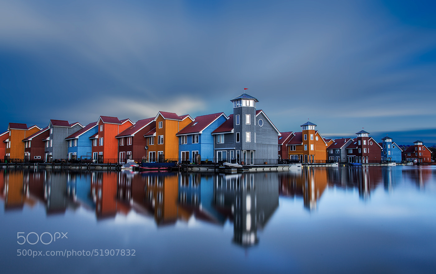 Photograph UN-Dutch Colorful by Mohamed Idrissi on 500px