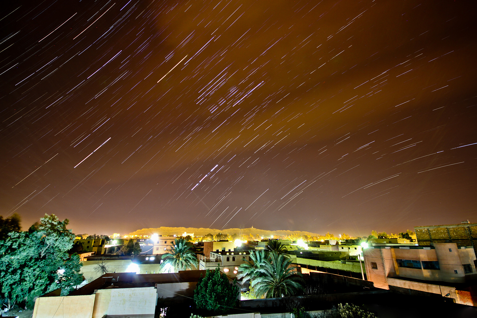 Photograph StarTrail by KESKAS  OUSSAMA on 500px