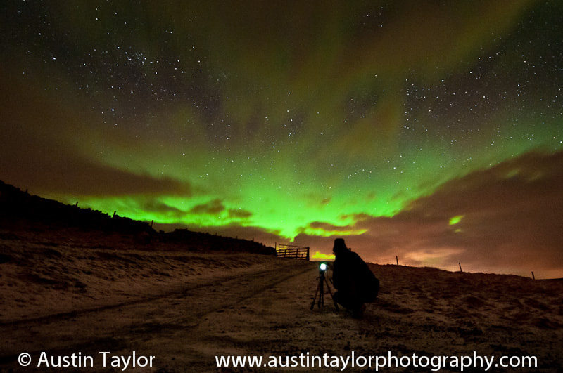 Photograph Aurora watch by Austin Taylor on 500px