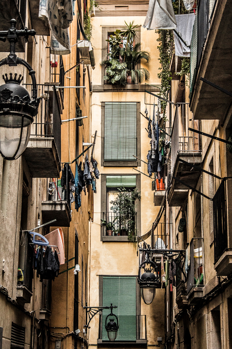Photograph El Raval Life by Victor Alexandre on 500px