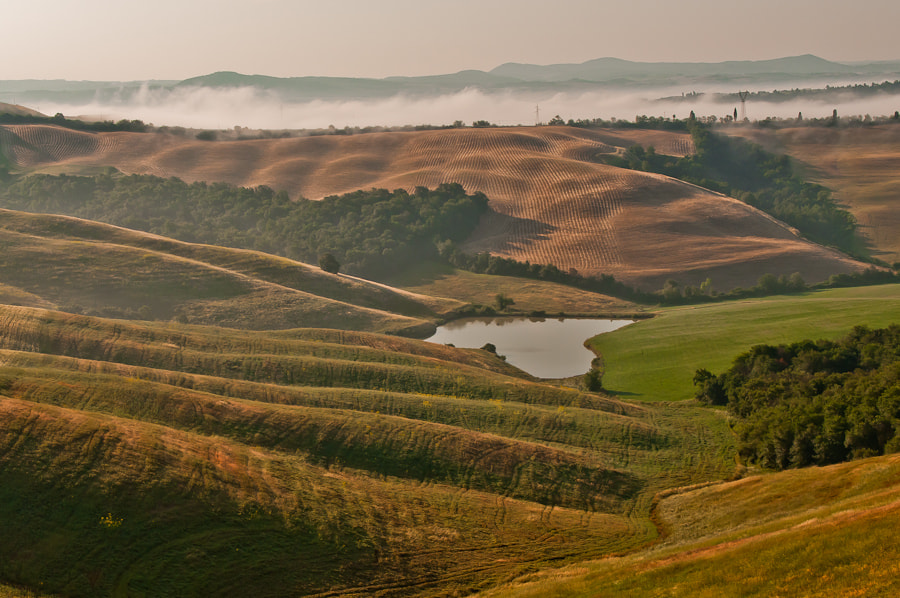 Photograph Crete Senesi by Antonio Zarli on 500px