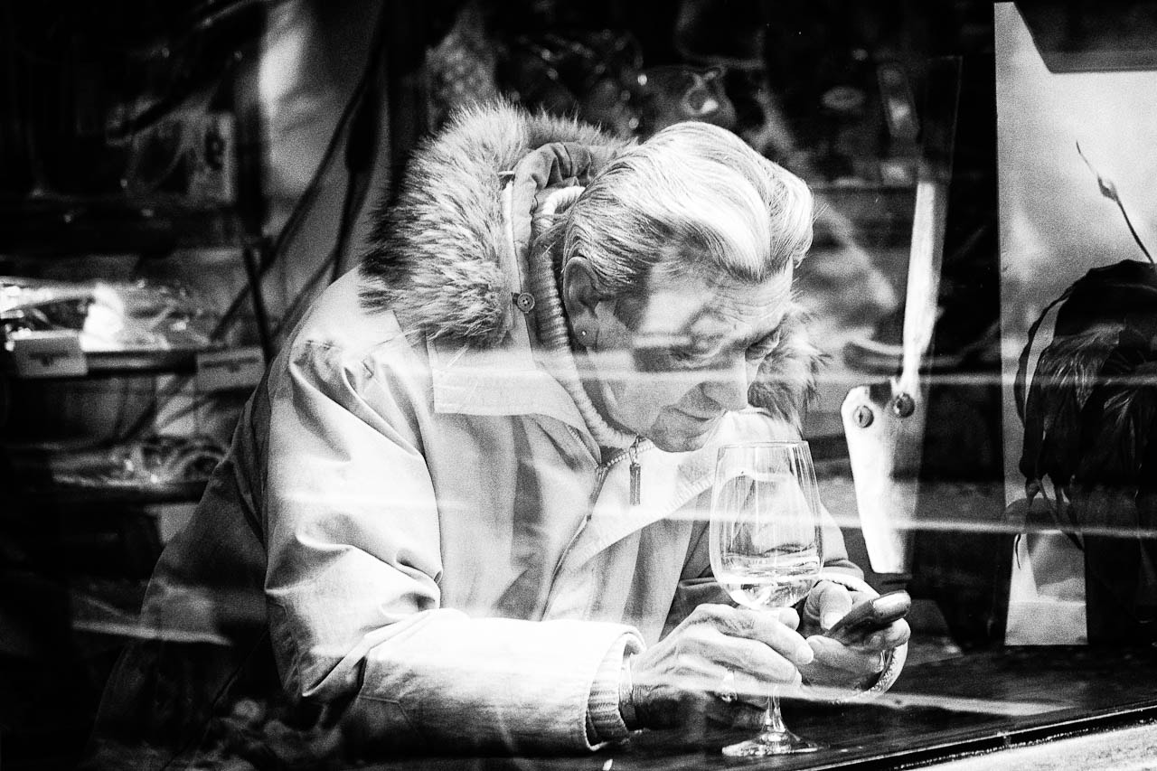 Photograph Man in a Bar during the Carnival in Venice 2012 by Walter Lustig on 500px