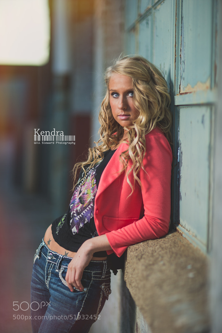 Photograph Kendra by Will Steward on 500px