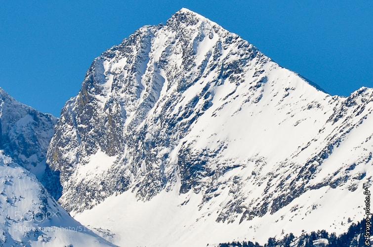 Photograph Canigou dans les Pyrénées Orientales by Krupa-photo Pyrénées on 500px