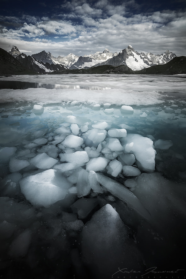Photograph The sunken ice by Xavier Jamonet on 500px