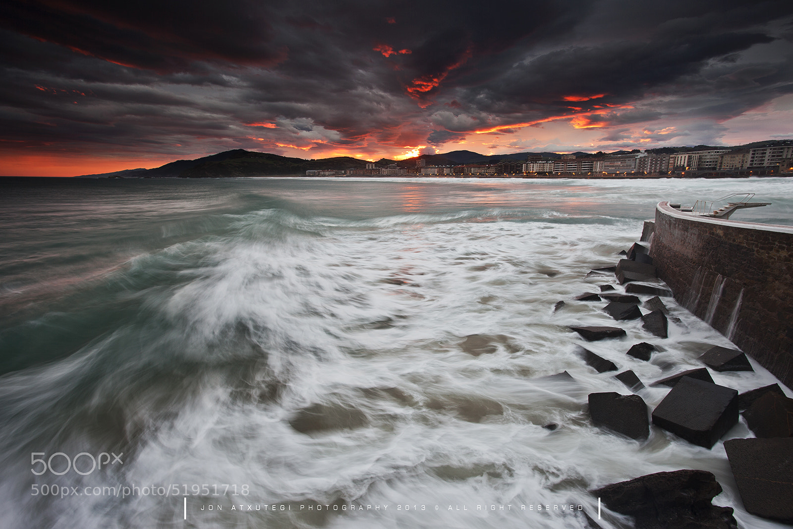 Photograph Clouds of Fire by Jontake . . on 500px