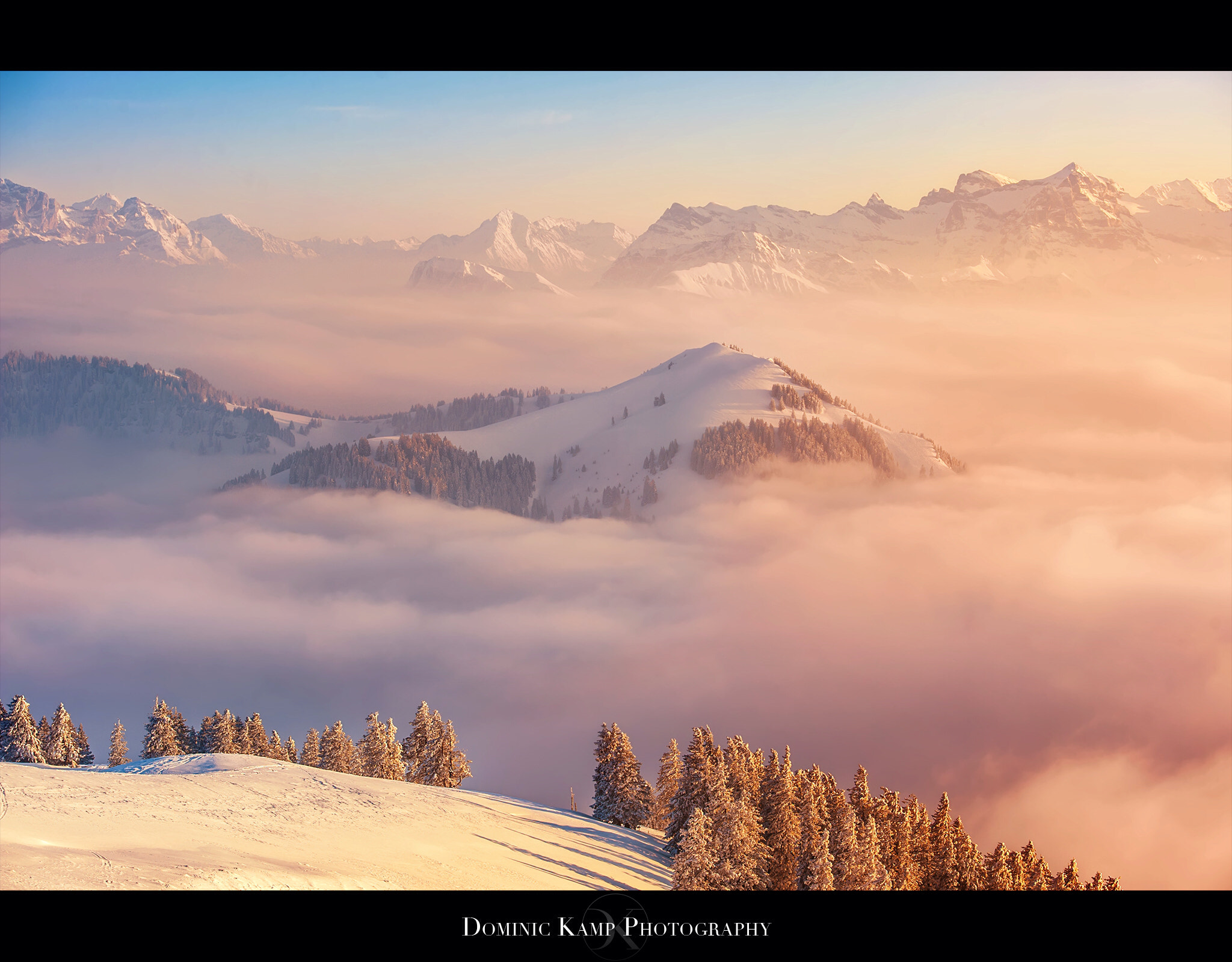 Photograph Sea of Clouds by Dominic Kamp on 500px