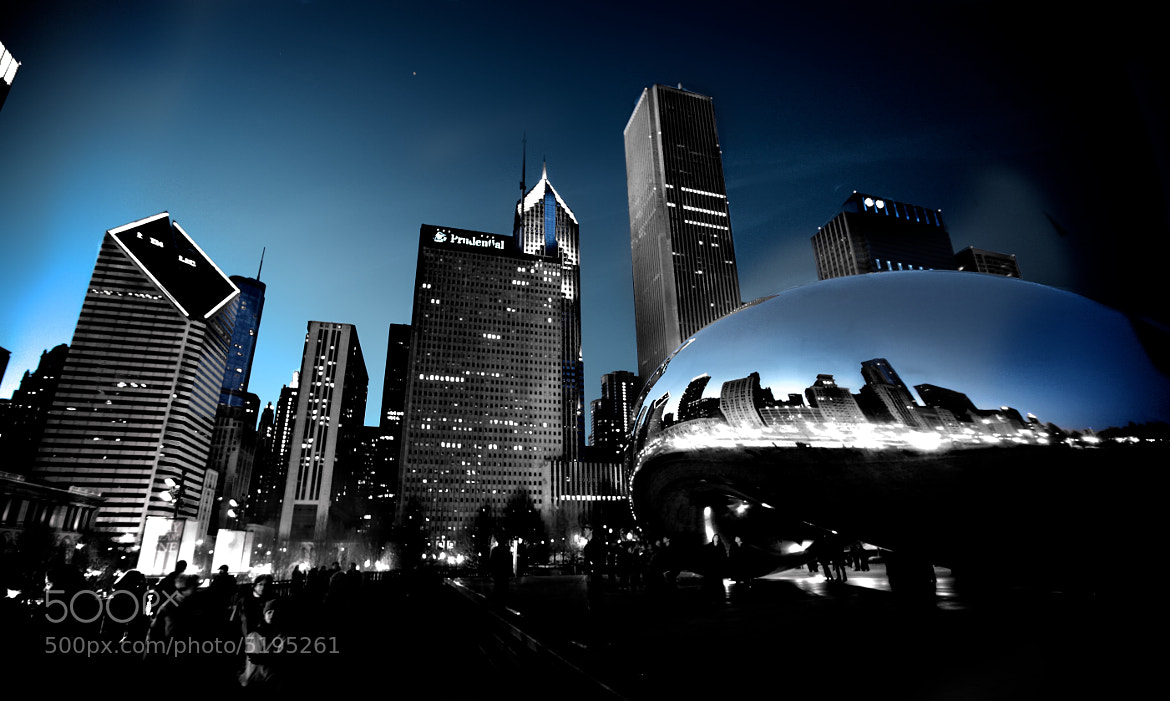 Photograph Chicago by evolve IMG on 500px