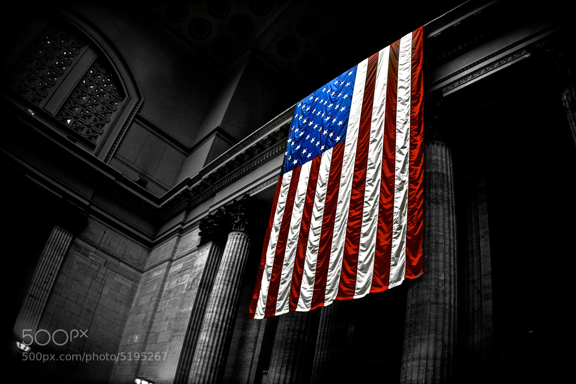Photograph Stars & Stripes by evolve IMG on 500px