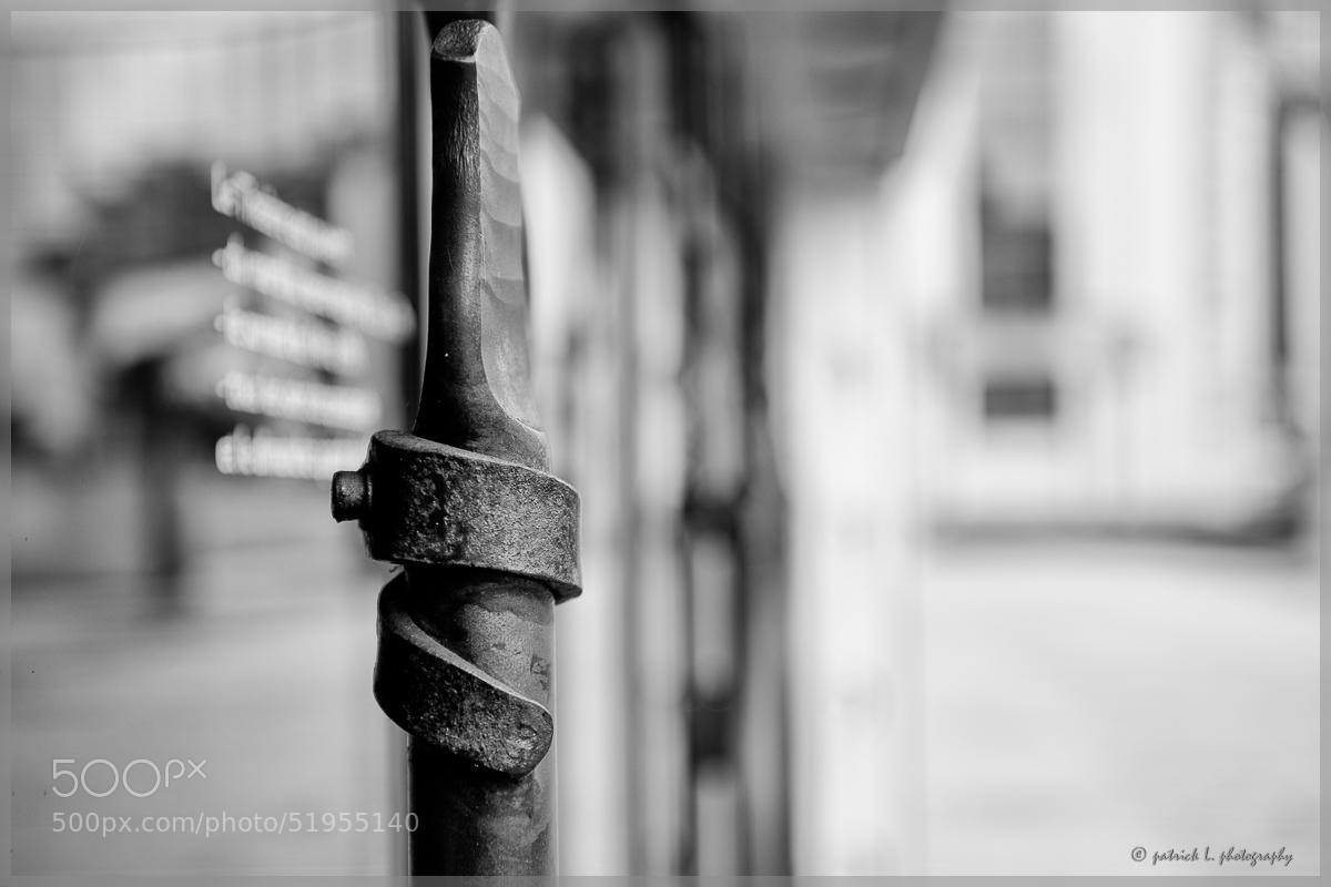 Photograph The Handle by patrick L. on 500px