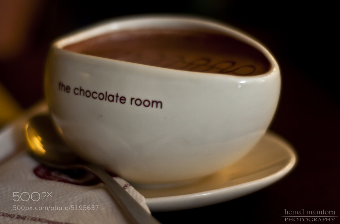 Photograph The Chocolate Room by Hemal Mamtora on 500px