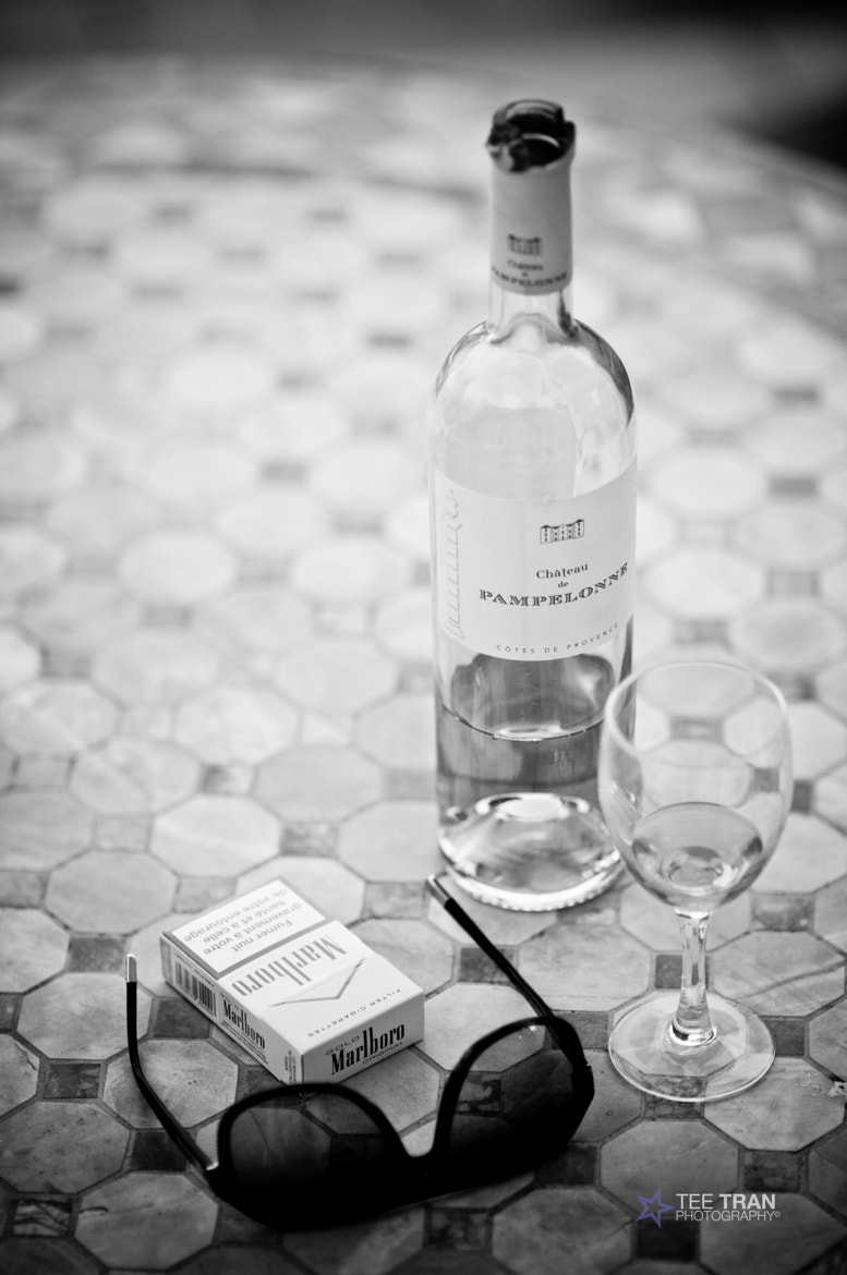 Photograph Smoking Good, That Rosé. by Tee Tran on 500px