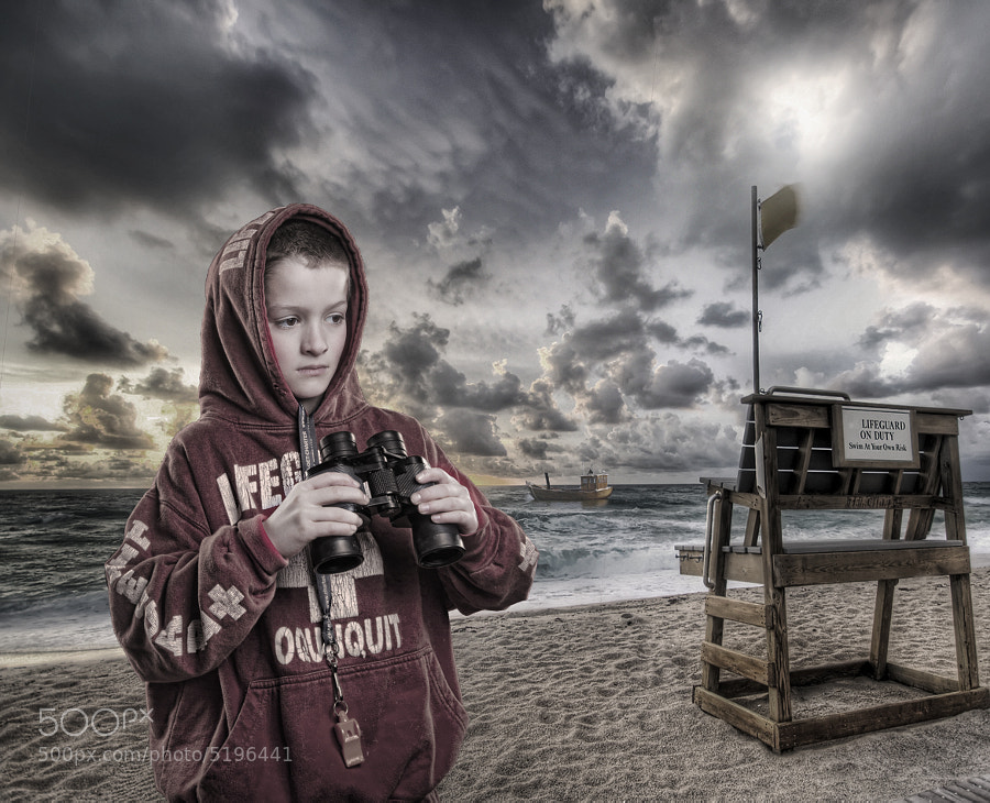 Photograph Lifeguard by scott eggimann on 500px