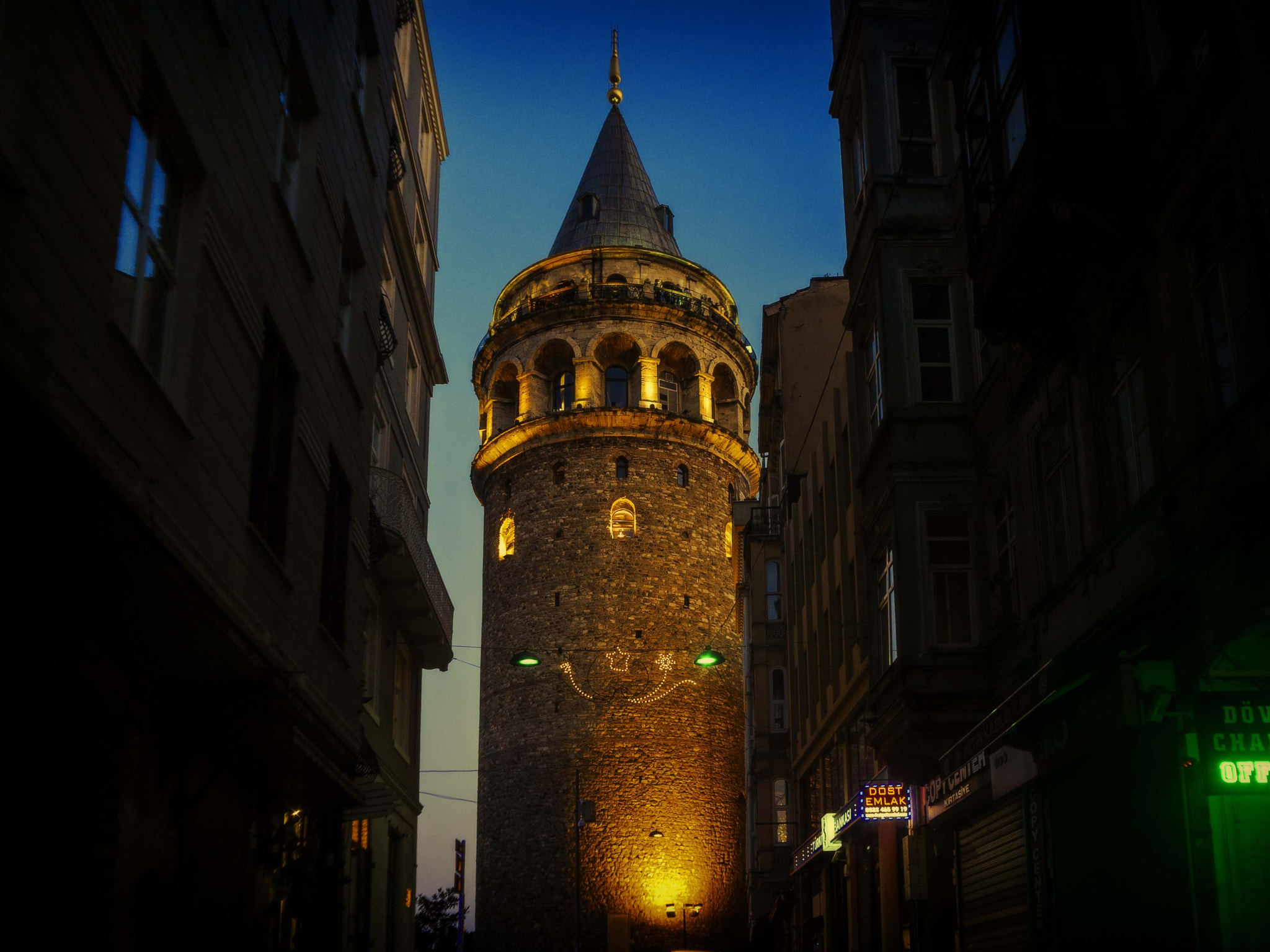 Photograph Galata by Uzeyir Destan on 500px