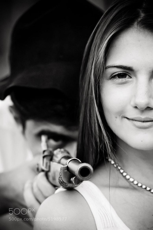 Photograph at gunpoint by Natalya Romanenko on 500px