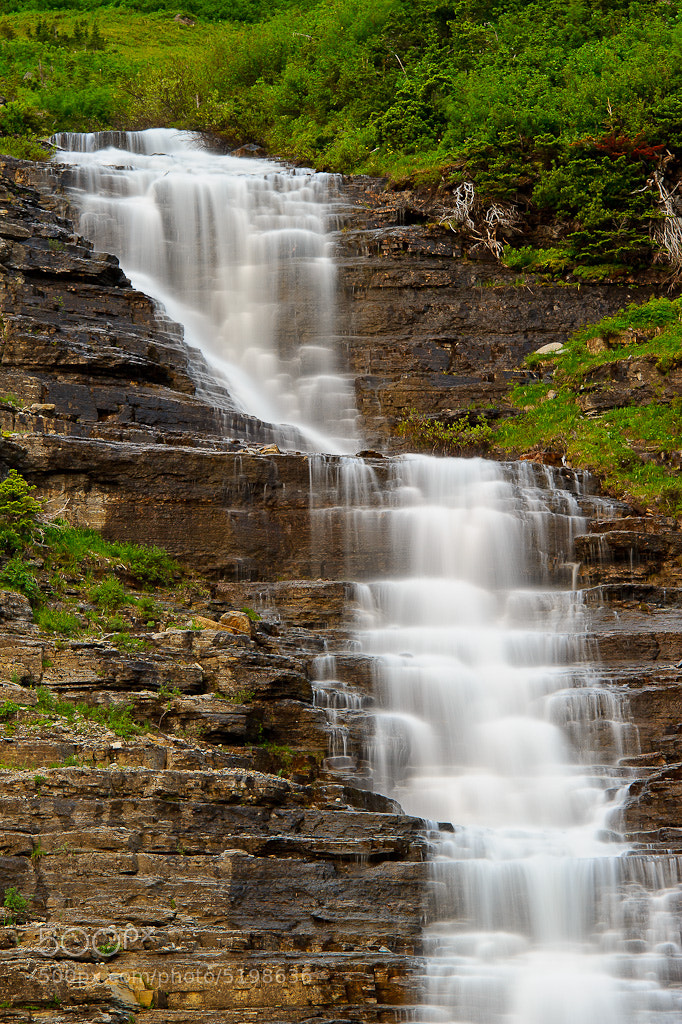 Photograph Cascading Waterfalls by Nasim Mansurov on 500px