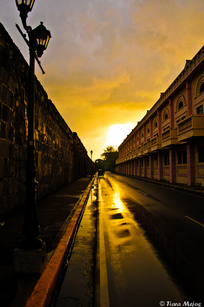 Photograph Intramuros after the rain by Tiara Mejos on 500px