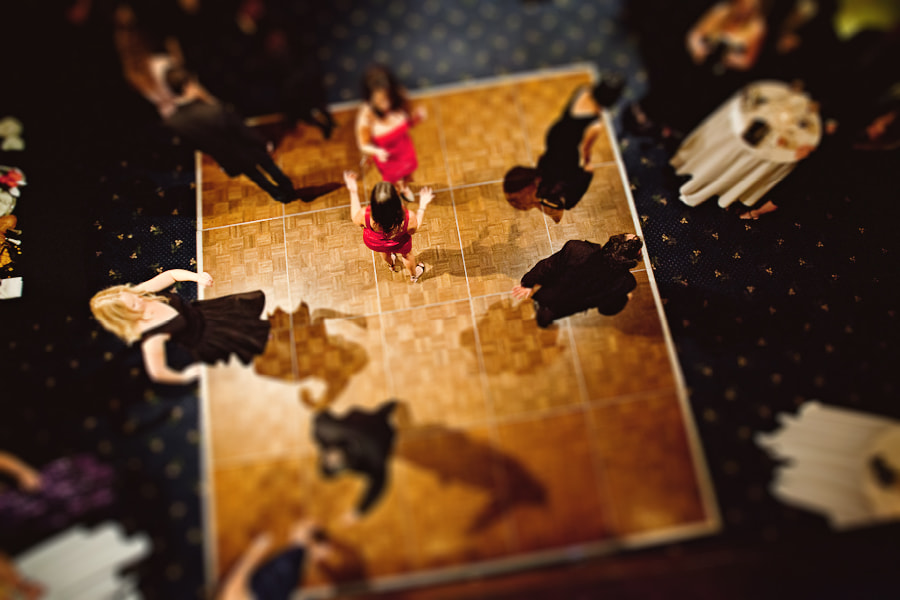 Photograph dance floor by Ryan Longnecker on 500px