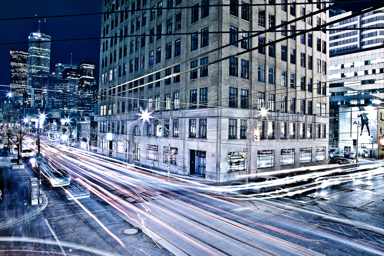 Photograph City life a blur by Masoud  on 500px