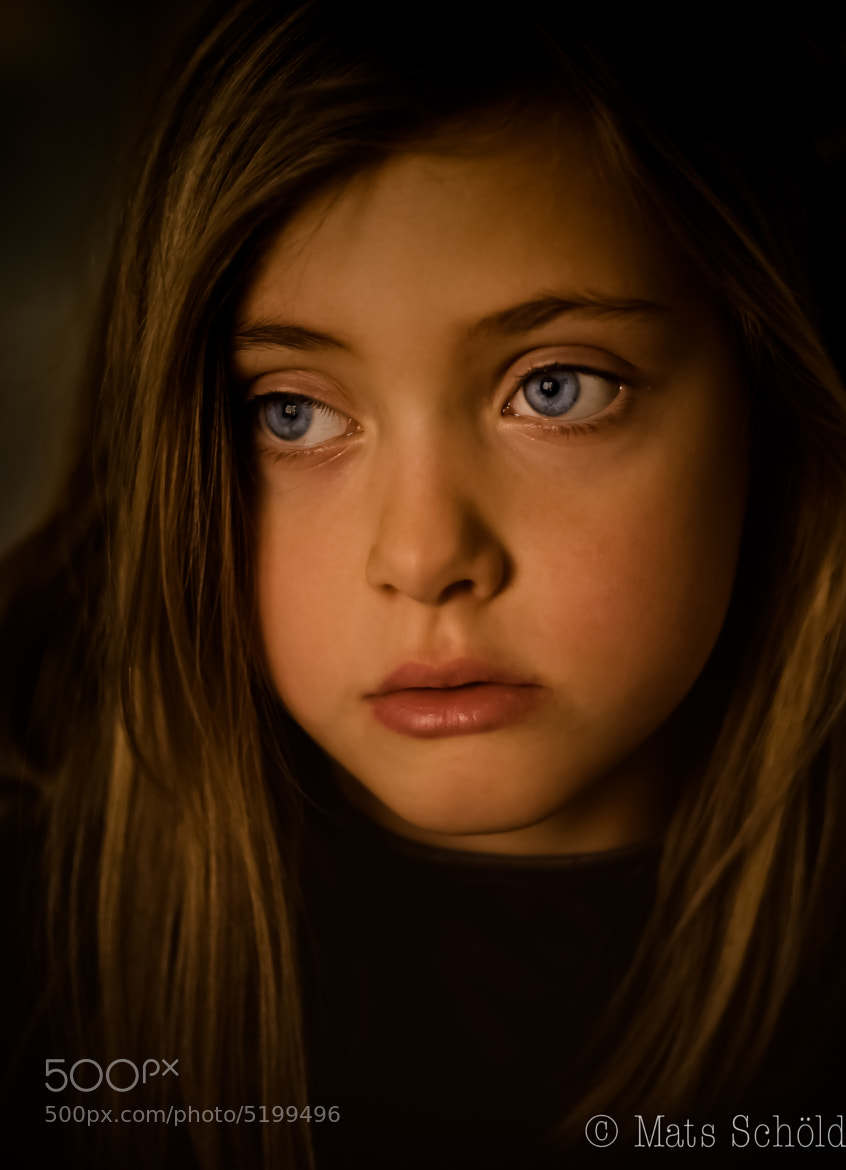 Photograph Thoughtful by Mats  Schöld on 500px