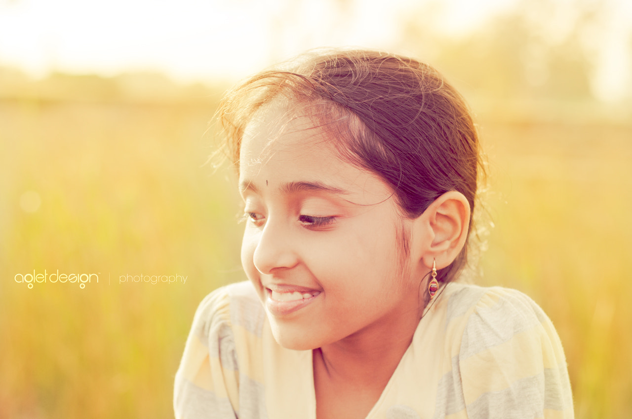 Photograph Hint of a Smile by Raghunath Rajaram on 500px